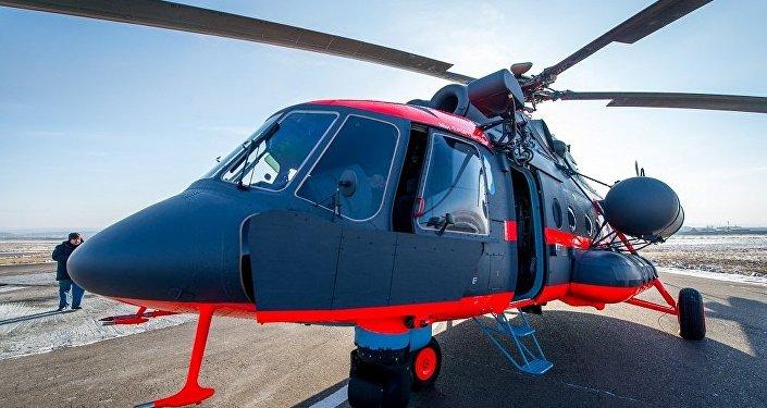 米-8AMTSh-VA北極直升機