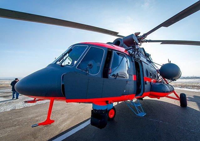 米-8AMTSh-VA北极直升机