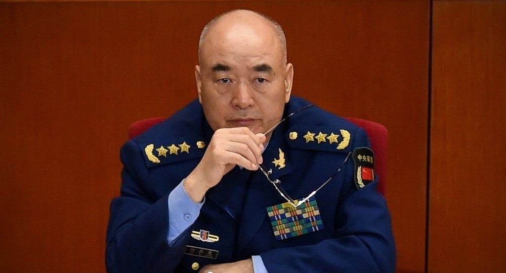 中央军委副主席许其亮