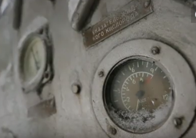在谢尔吉耶夫镇开设了关于人体冷冻技术的参观项目