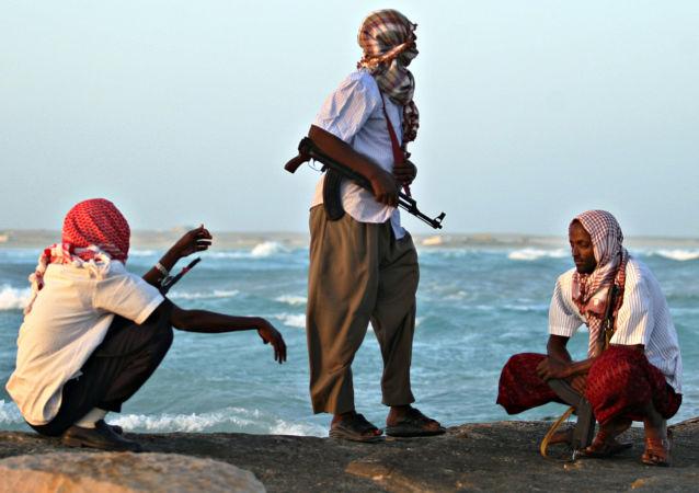 索马里的海盗