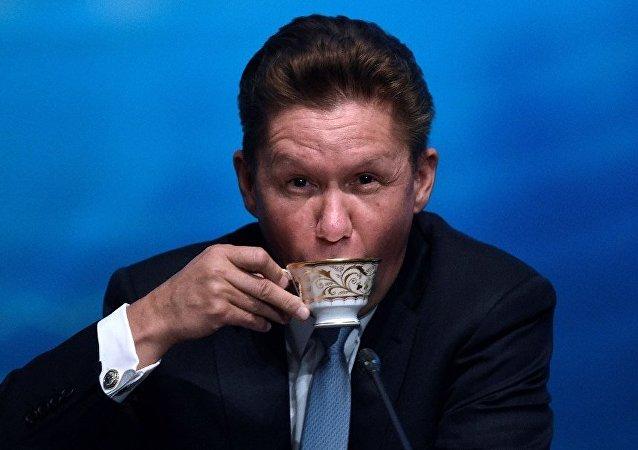 米勒再次领衔《福布斯》最高薪俄企CEO排行榜