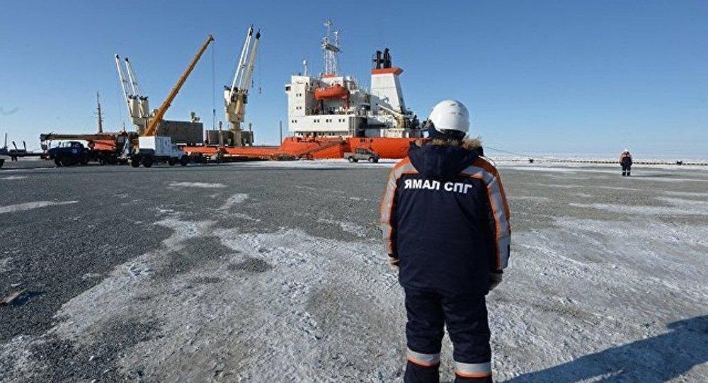 俄诺瓦泰克公司:亚马尔液化天然气项目一期工程进度已达91%