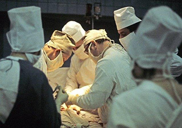 俄维什涅夫斯基军事医院计划开展面部移植手术