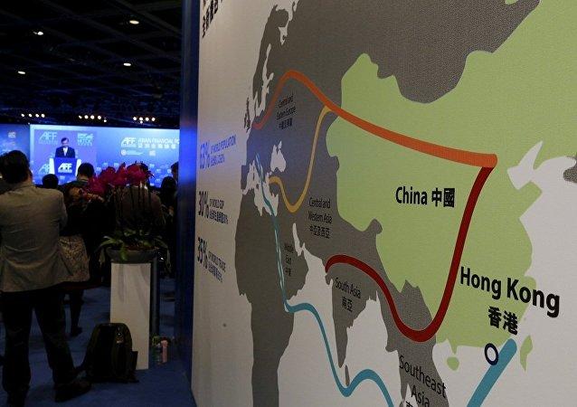 """专家:印度和日本将参加""""一带一路""""倡议"""