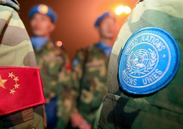 中国外交部:中方将继续以实际行动支持联合国维和行动