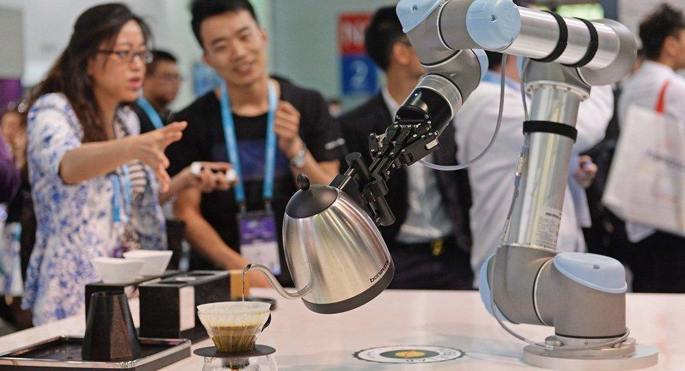 俄中两国大学将联合研发机器人