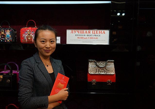 中国品牌价值一年内上升44%