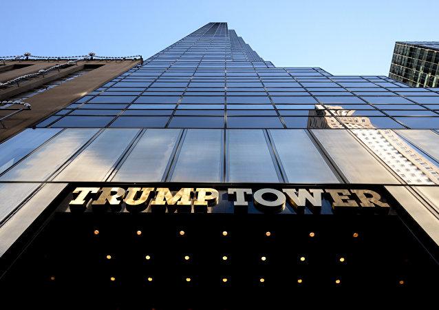 媒体:俄罗斯人拥有价值9800万美元的特朗普公司住宅的高档不动产