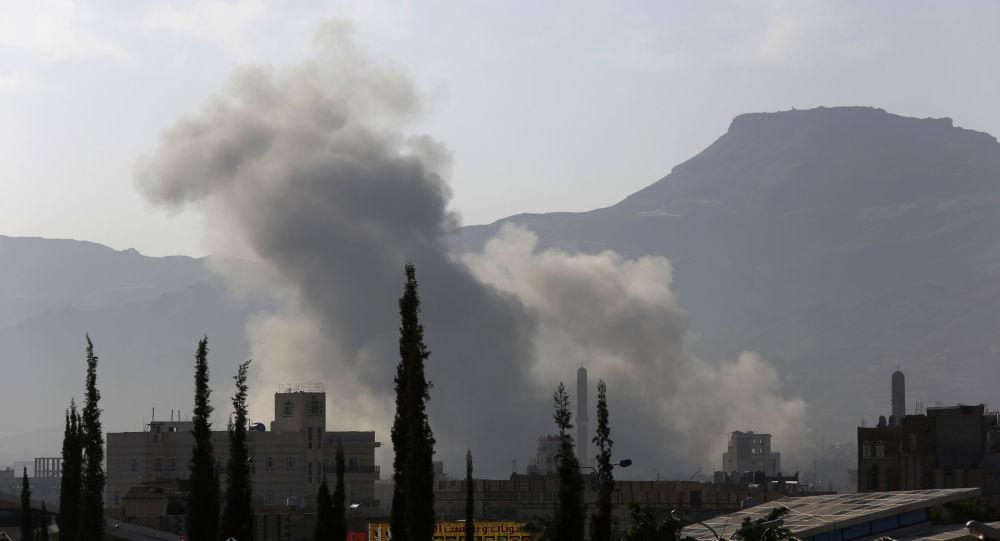 阿拉伯联盟承认其误袭也门首都一宾馆