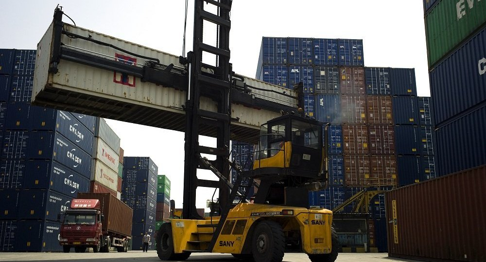 中国海关总署:2017年1月中国进出口总值同比增长11.4%