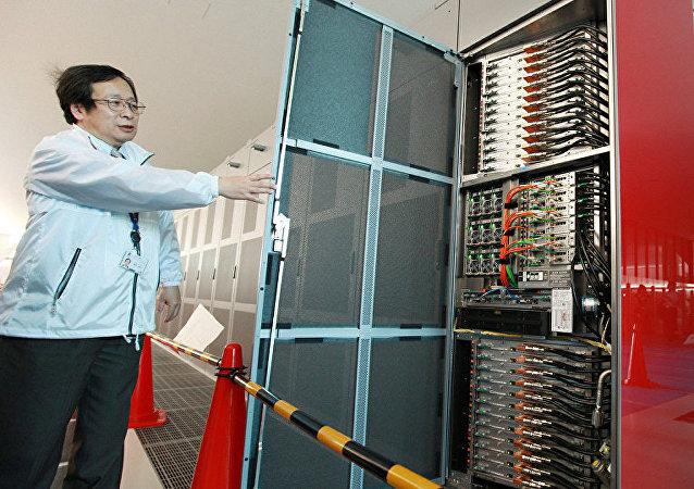 媒体:日本计划建立世界上最强超级计算机
