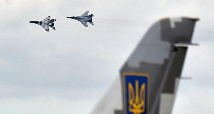 俄航空署:乌克兰单方决定在克里米亚上空进行导弹射击演习