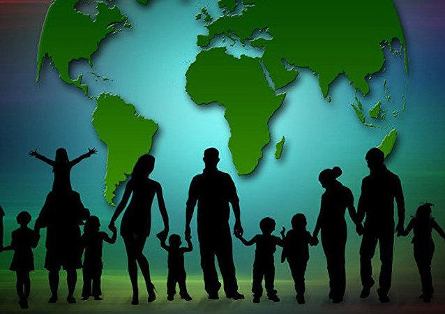 专家:世界人口增速极为不均