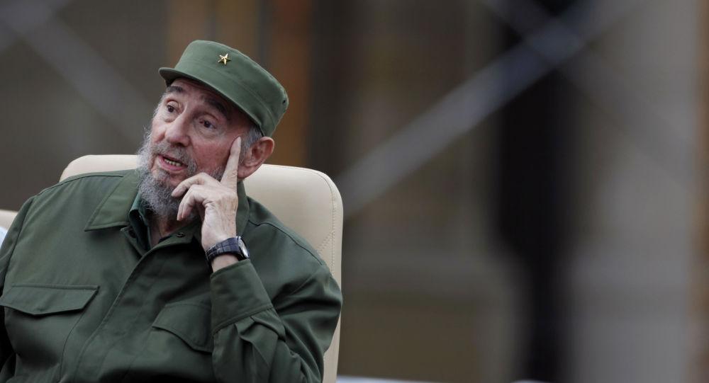 玻利维亚总统:菲德尔·卡斯特罗赢得一切反美斗争