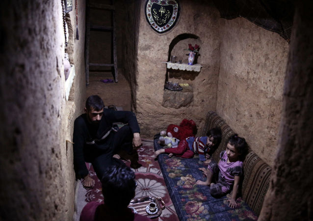UNICEF:叙利亚被围困城市内居住着近50万名儿童