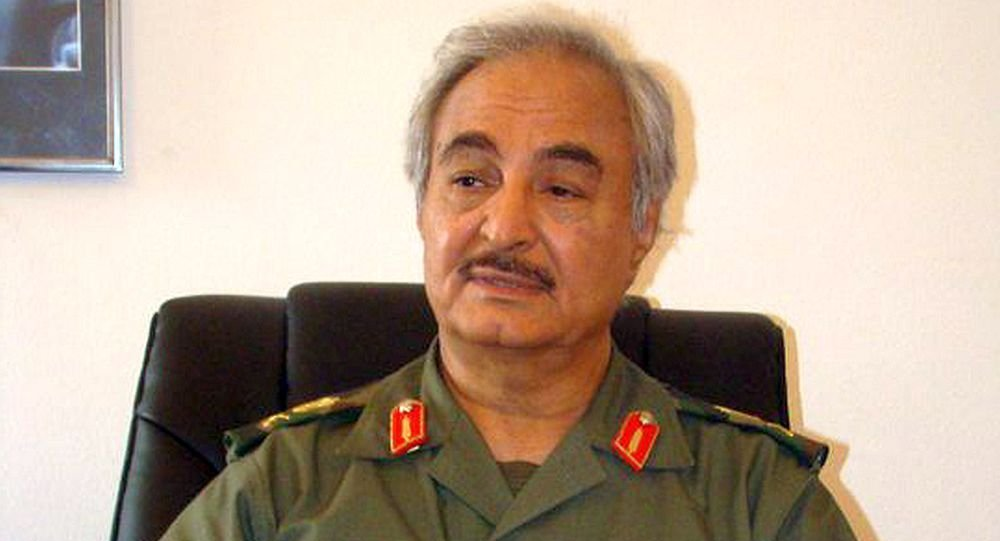 利比亚国民军司令:联合国特使未要求正式会面