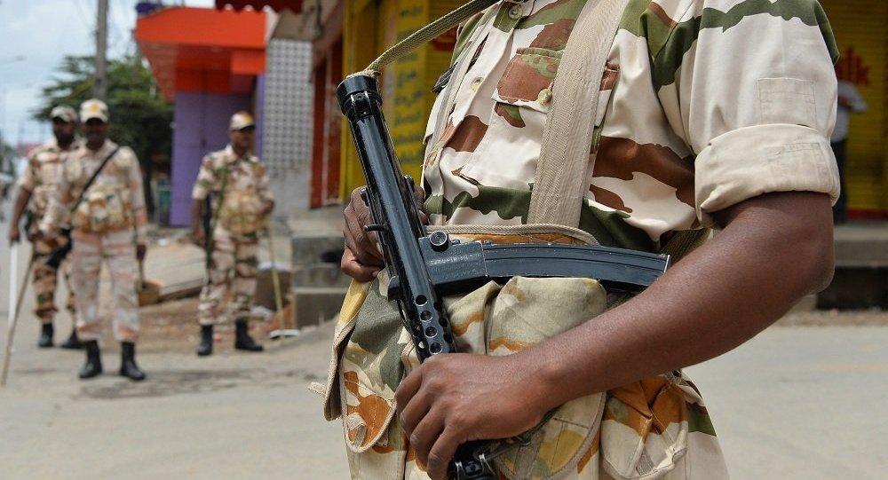 印度克什米尔特别行动:3名军警阵亡,4名武装分子被歼