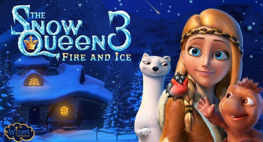 《冰雪女王1》已经在包括中国在内的130多个国家与观众见面.