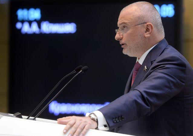 俄联邦委员会宪法性立法和国家建设委员会主席安德烈·克利沙斯