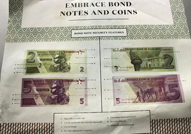 津巴布货币