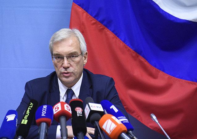 亚历山大·格鲁什科