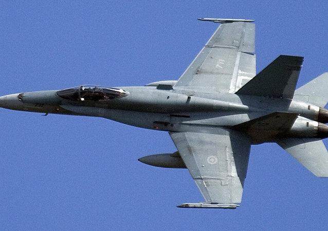 СF-18 战机