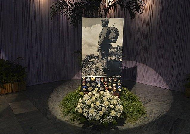 中国外交部:李源潮将赴古巴参加菲德尔·卡斯特罗吊唁活动