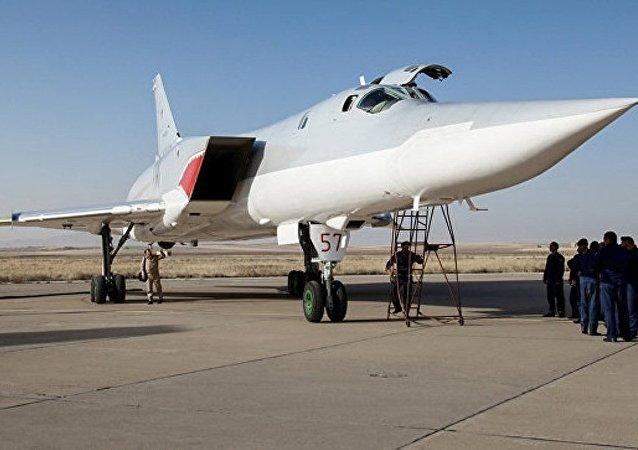 伊朗外交官:俄空天部队可能再次从哈马丹空军基地起飞和加油