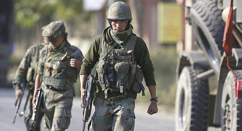 印军在克什米尔与武装分子交火期间3名印士兵死亡15名受伤