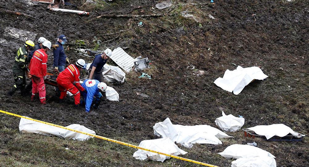 安第斯空难幸存者形容哥伦比亚坠机事件是最可怕的噩梦