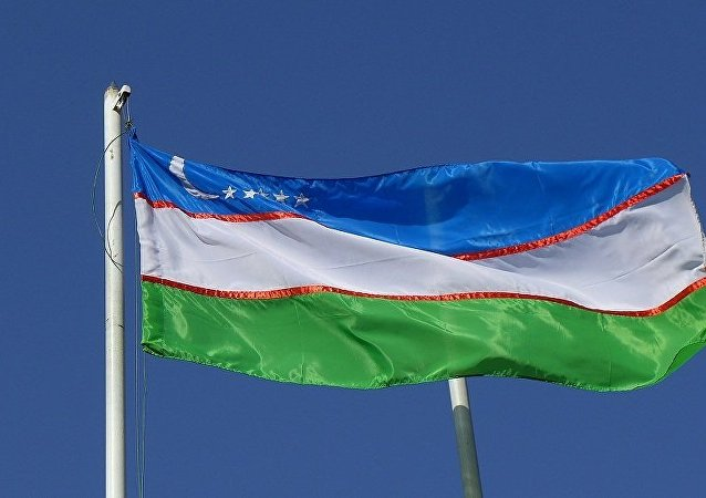 乌兹别克斯坦国旗