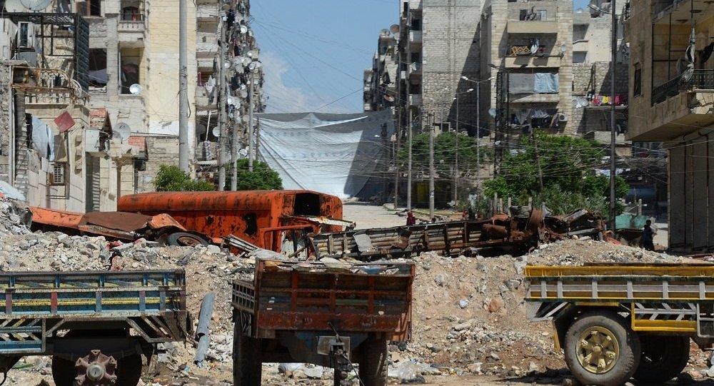 俄国防部已向阿勒颇派遣载有军医以及野战医院的飞机