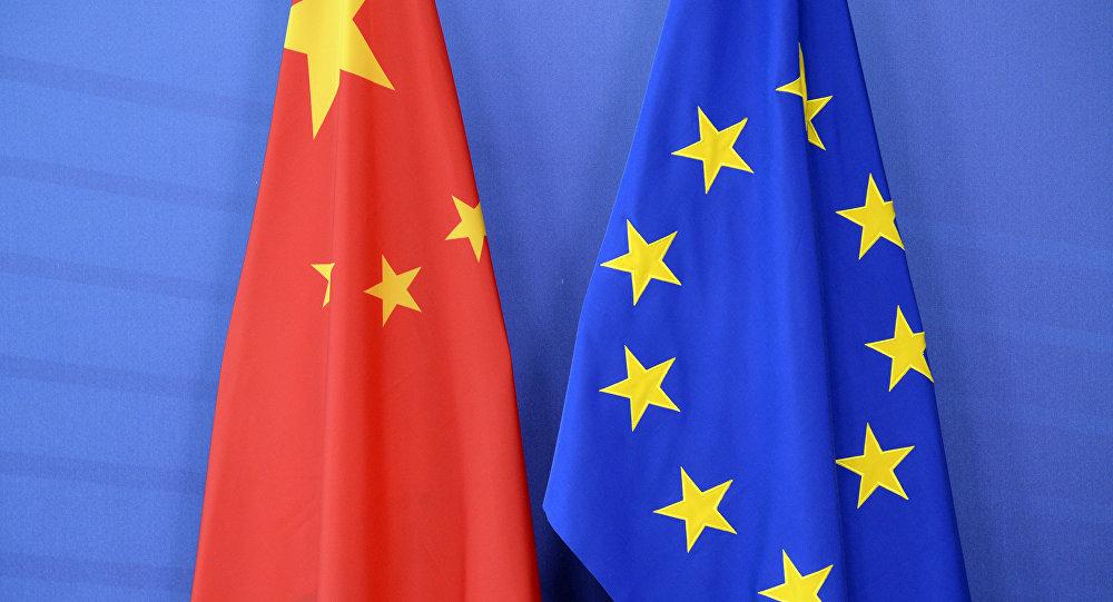 """中国驻欧盟使团:欧盟和加拿大关于中方""""任意拘押""""外国公民的指责毫无根据"""