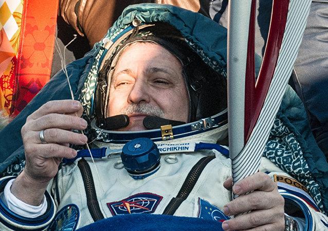 俄罗斯宇航员费奥多尔•尤尔奇欣