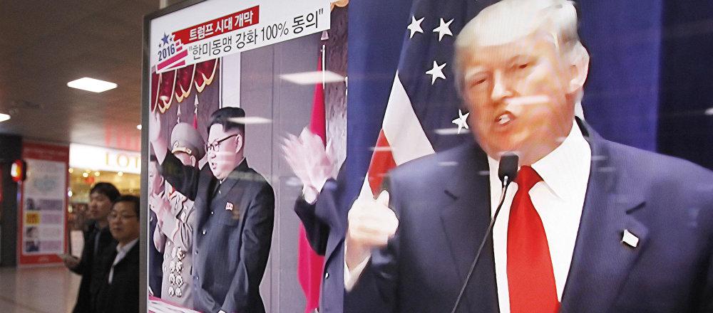 特朗普:朝鲜有朝一日会成经济强国
