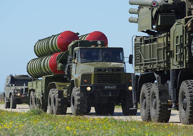 S-300导弹