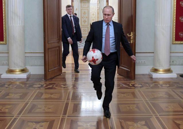 俄总统新闻秘书:普京将出席观看联合会杯揭幕战