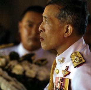 泰国新国王哇集拉隆功
