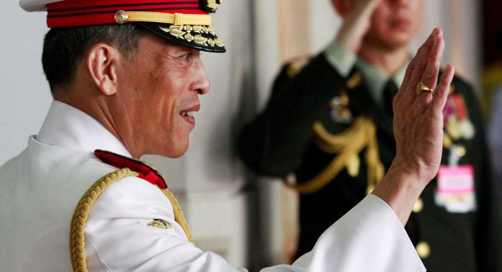 泰国离迎来新国王又近了一步