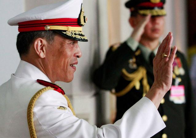 泰国国王签署其第一份特赦令
