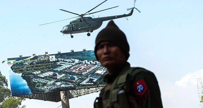 中國提出在不干涉內政的原則下援助緬甸