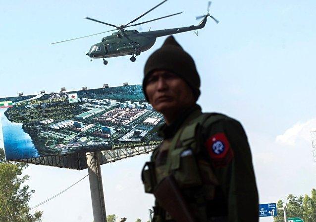 孟加拉国就领空被侵犯向缅甸提出抗议