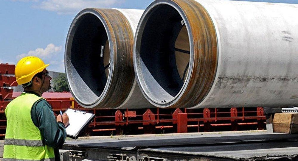 """土耳其议会批准了与俄罗斯的""""土耳其流""""输气管道项目"""