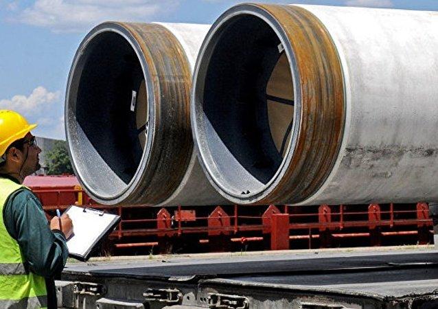 """俄土总统将讨论落实阿库尤核电站和""""土耳其流""""天然气管道项目"""