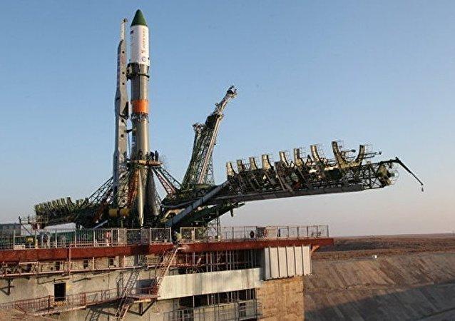 """俄""""进步MS-07""""号飞船将首次绕地两周后即与空间站对接"""