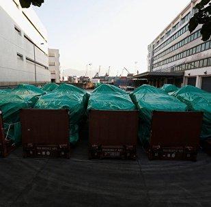 装甲车在香港