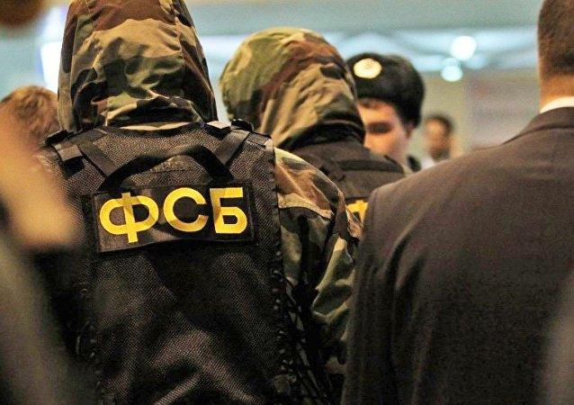 俄安全局:莫斯科扣押9名帮助恐怖分子支持者办理证件的人员