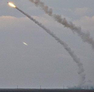 乌总参谋部:乌克兰南部地对空导弹测试成功结束