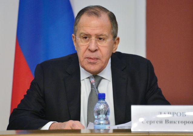 俄外长:向安理会提交对叙制裁决议意在为叙和谈制造麻烦